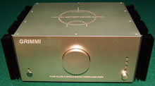 Гибридный усилитель звука Grimmi