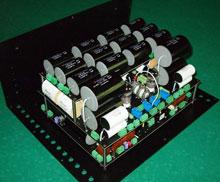 Однотактный ламповый усилитель Grimmi на 6С45П