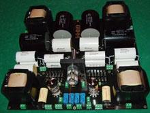 Предварительный ламповый усилитель Grimmi на 6С15П