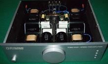 Предварительный усилитель Grimmi на лампах 6С15П