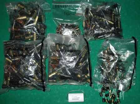 Электролитические и плёночные конденсаторы